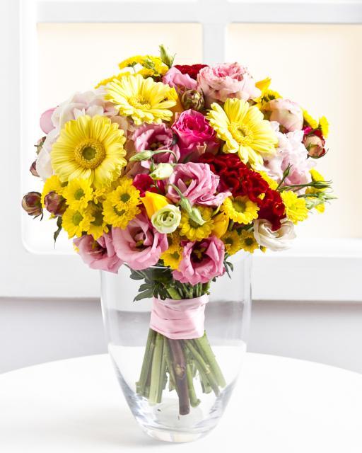 Cute Round Bouquet
